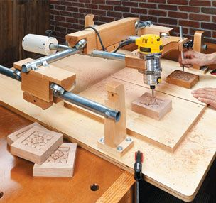 Tools jigs fixtures woodsmith plans carpinteria pinterest these free router table plans will help you add an important component to your woodworking shop or garage popular among carving enthuasists is the copy greentooth Gallery