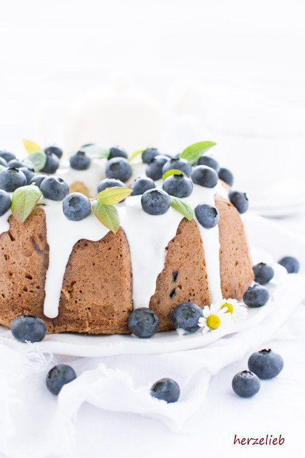 Omas Blaubeer Gugelhupf Eigentlich Ein Napfkuchen Kuchen Und Torten Rezepte Rezepte Kuchen Rezepte