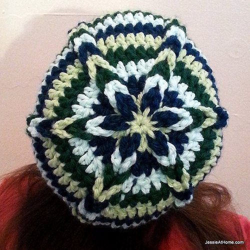 100 Best Crochet Hat Patterns For All Ages | Pinterest
