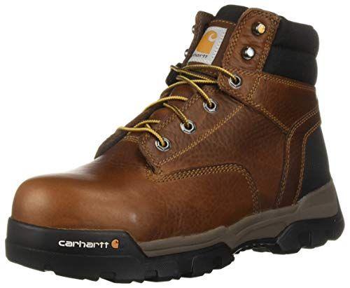 ec174fcc1df New Carhartt Men's Ground Force 6 Non-Waterproof Comp Toe Industrial ...