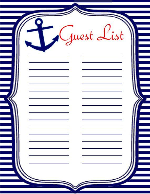 graphic regarding Free Printable Baby Shower Guest Sign in Sheet identified as Kid Shower Prompt Obtain Visitor Checklist Signal-inside of Sheet