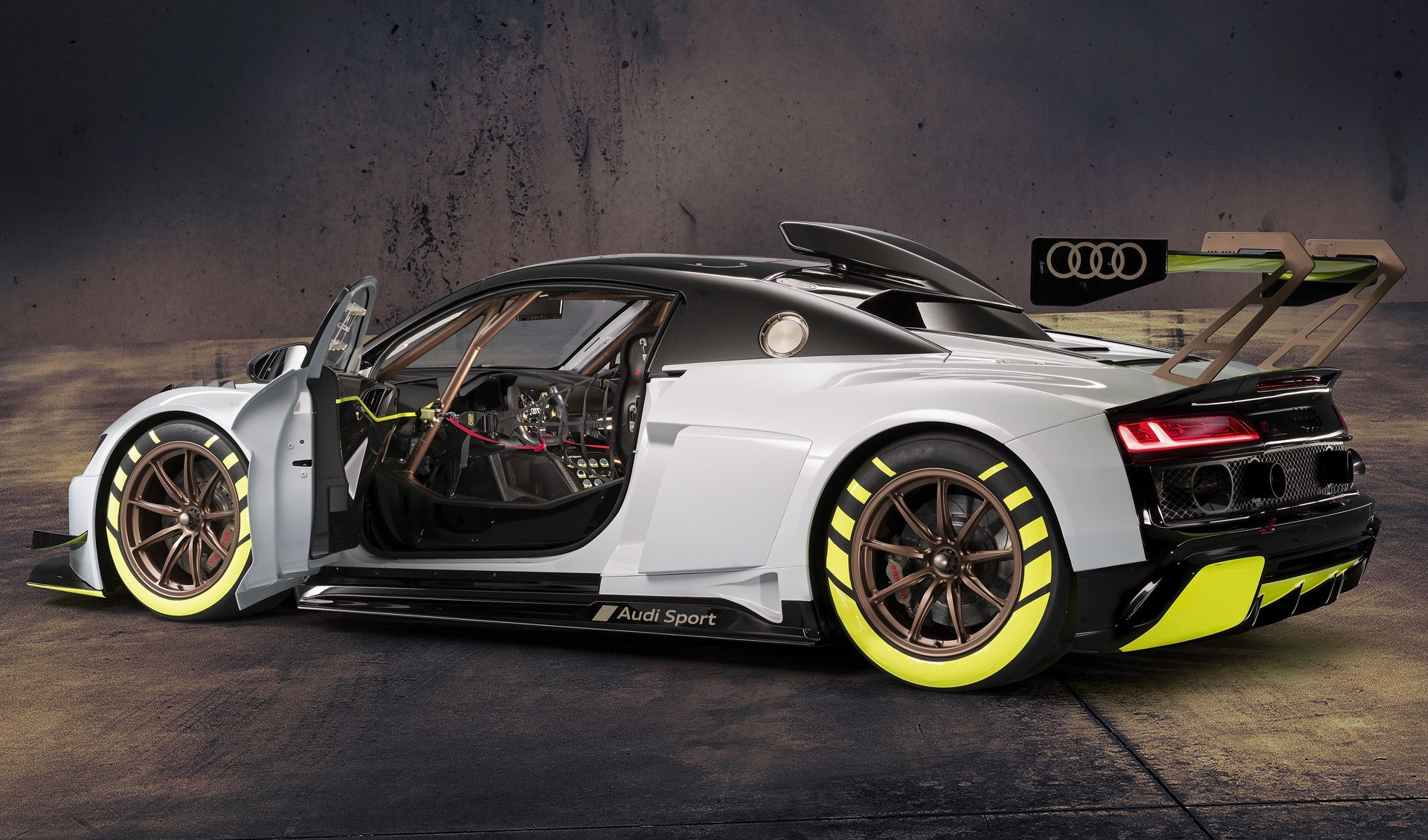 Audi First To Reveal New Race Car For Revived Gt2 Series In 2020 Audi Race Cars Audi R8