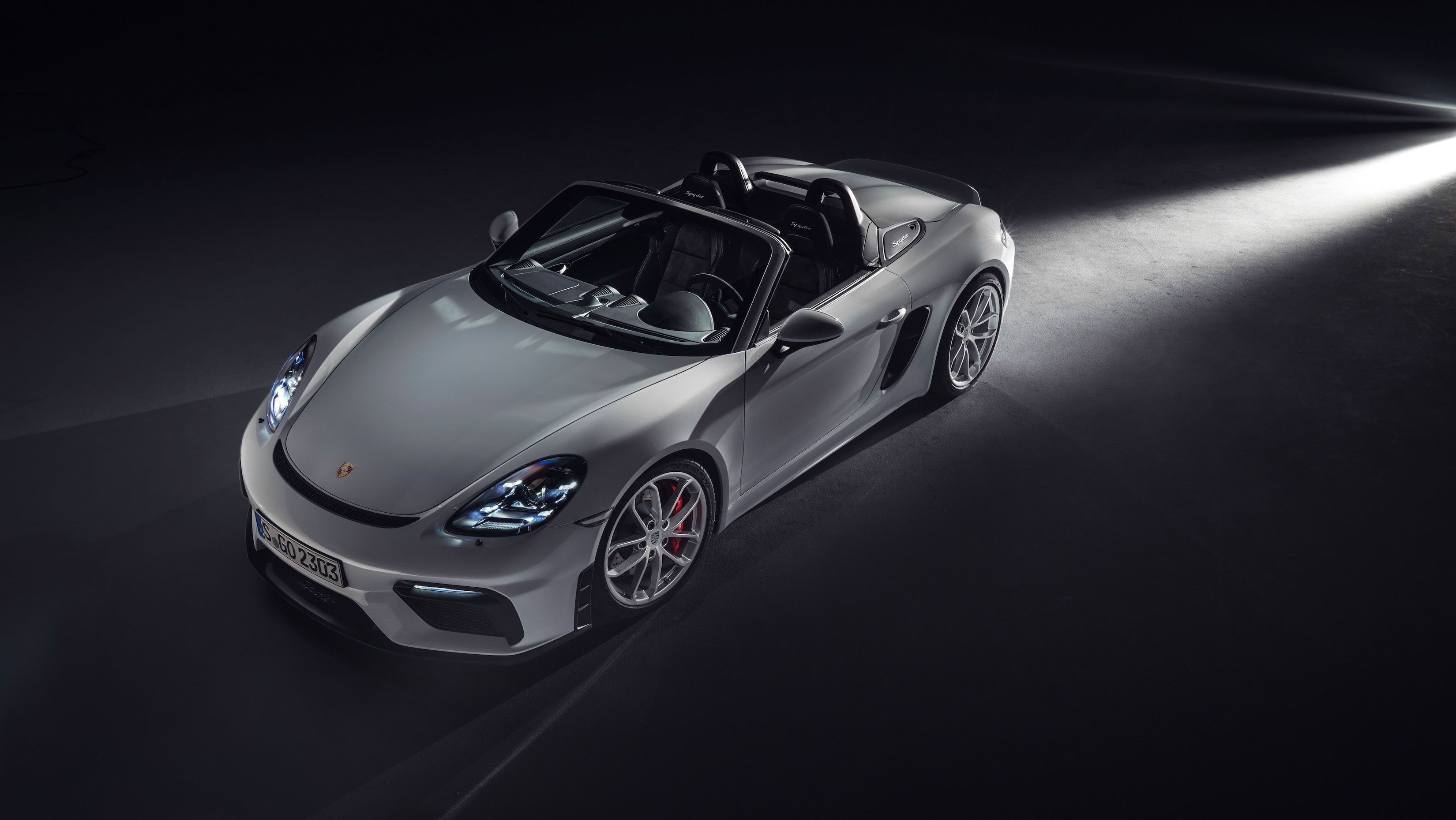 Porsche tops 718 model series with 2020 Spyder and 2020