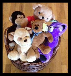 Loving Hugs Inc donate new or gently used stuffed