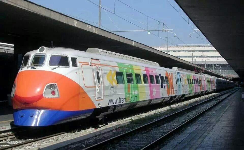 """Fs ETR """"livrea treno ok"""""""