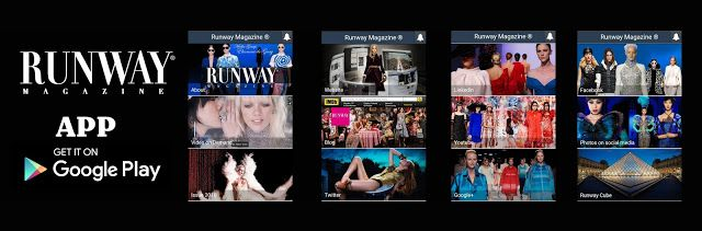 RUNWAY MAGAZINE ® - Media Group ELEONORA DE GRAY: RUNWAY MAGAZINE new app