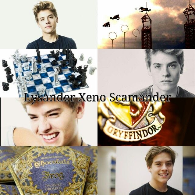 Lysander Xeno Scamander