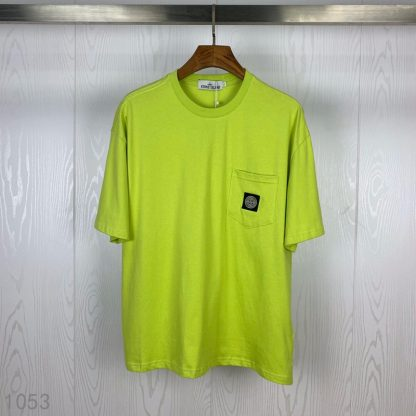 Replica Stone Island T Shirts For Men 2020 Size M Xxl 3683 Sell Good Items Replica Handbags Fake Clothes Knockoff Shoes And Accessories In 2020 Stone Island T Shirt Mens Shirts Fake Clothes