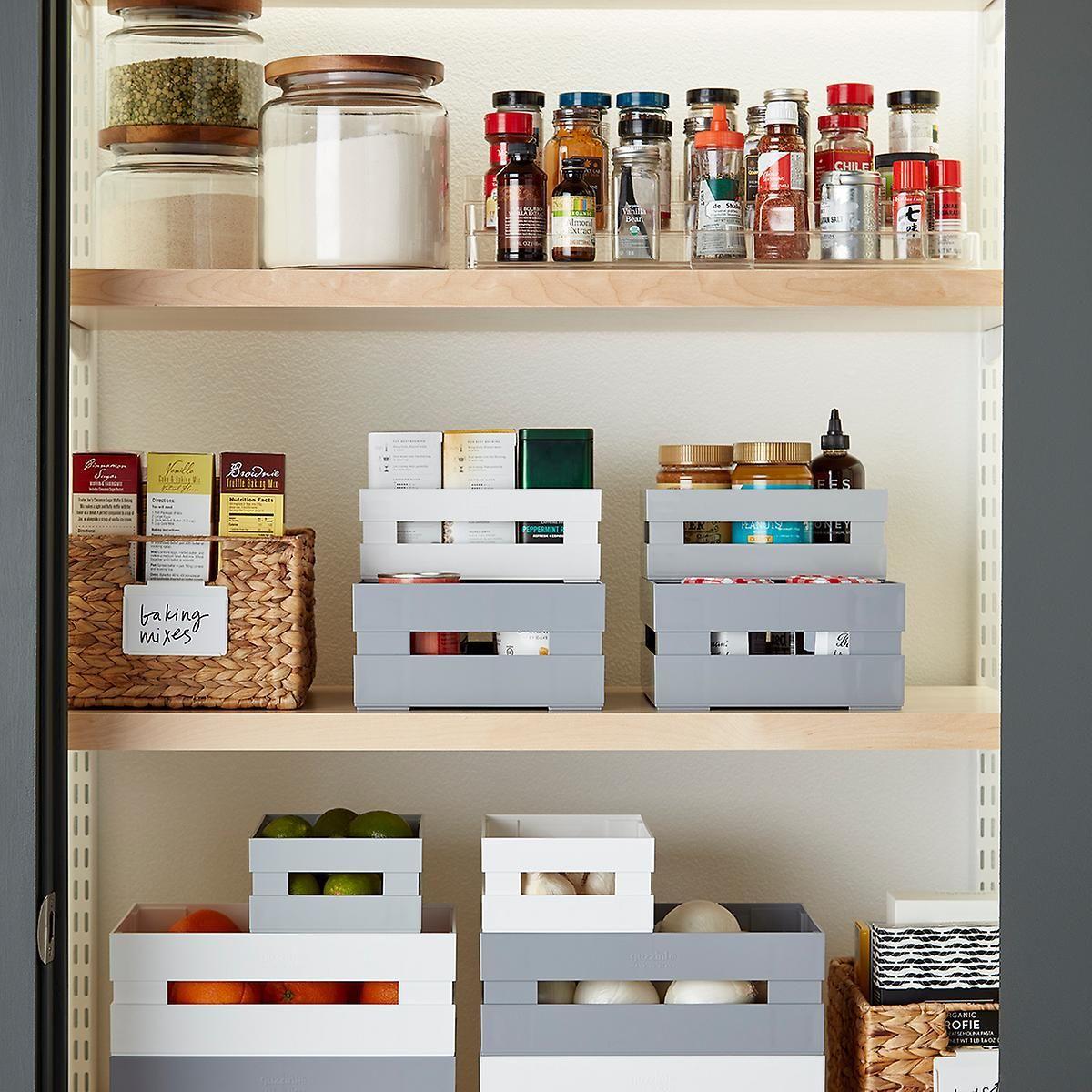 Pin On Kitchen Organization