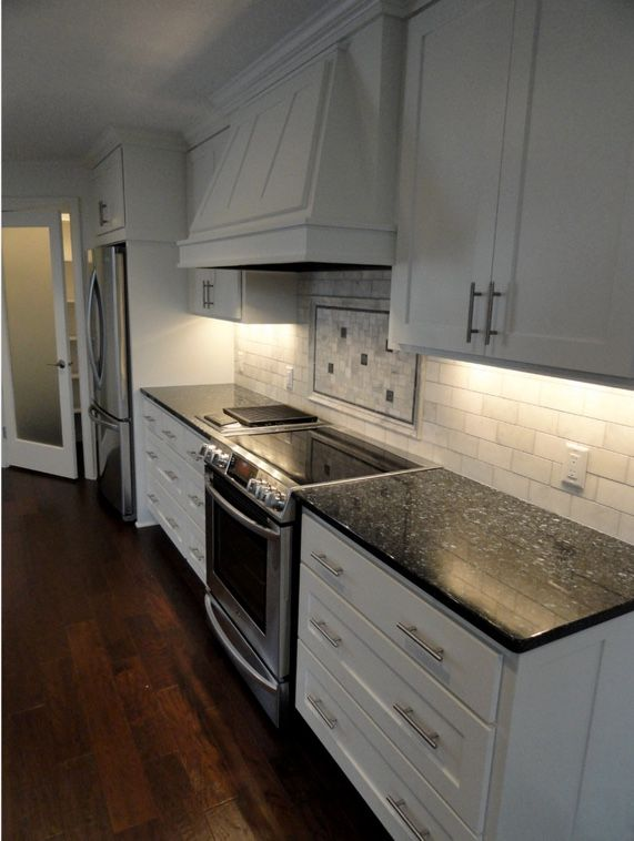 All Lower Drawers And Nice Placement Of May Be Full Size Fridge Rather Than Counter Depth Kitchen Design Kitchen Remodel Outdoor Kitchen Countertops