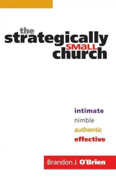 The Strategically Small Church Products Pinterest Churches