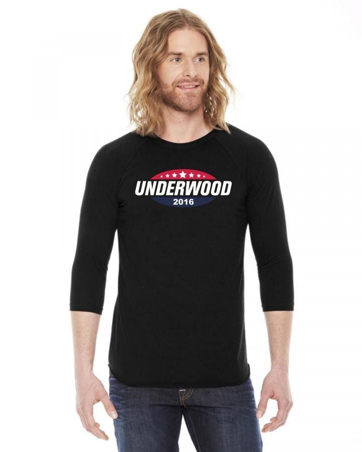 Underwood 2016 3/4 Sleeve Shirt