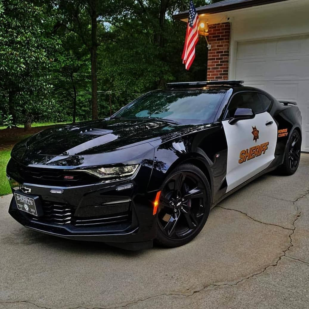 Monroe County Sheriff Georgia Usa Chevrolet Camaro