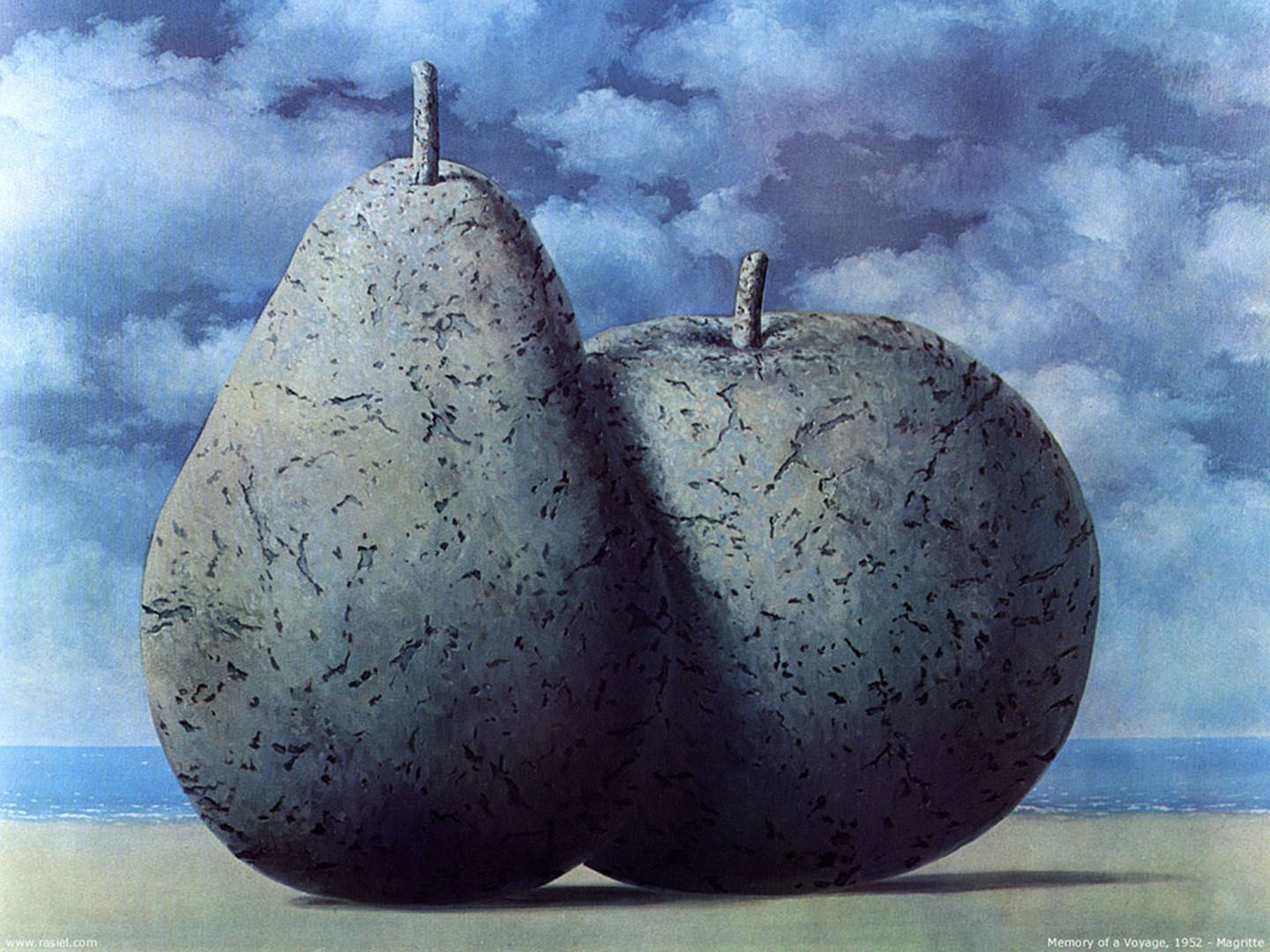 Memory Of A Voyage Rene Francois Ghislain Magritte ルネ マグリット マグリット シュルレアリスムアート