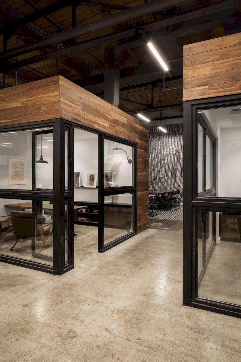 56 Unordinary Diy Open Space Office Design Ideas In 2020 Office