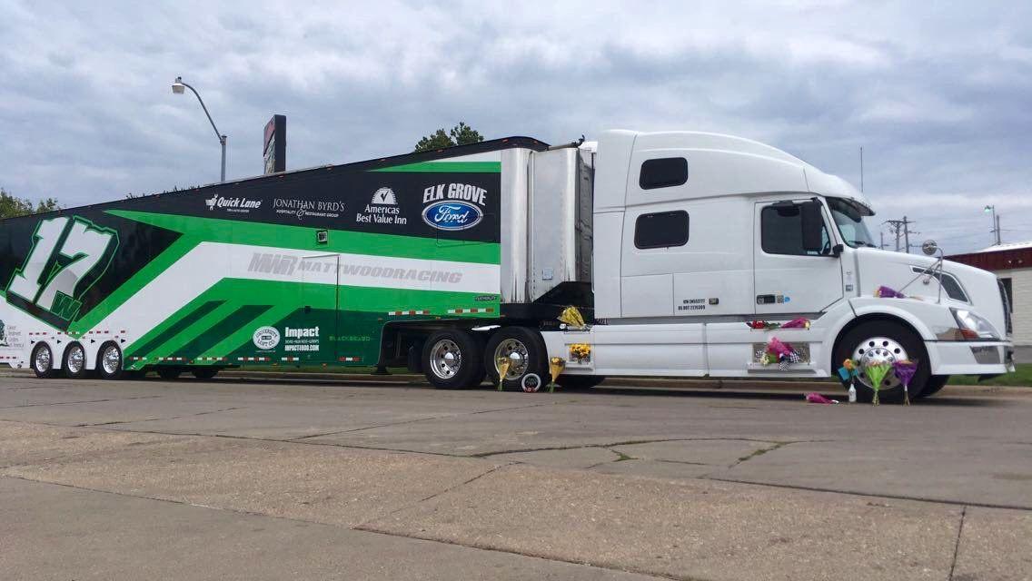 Elk Grove Ford >> Volvo Hauler Transporter Elk Grove Ford Race