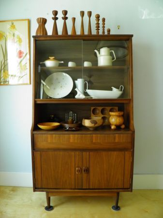 pin by on denver listings modern china cabinet china cabinet display mid. Black Bedroom Furniture Sets. Home Design Ideas