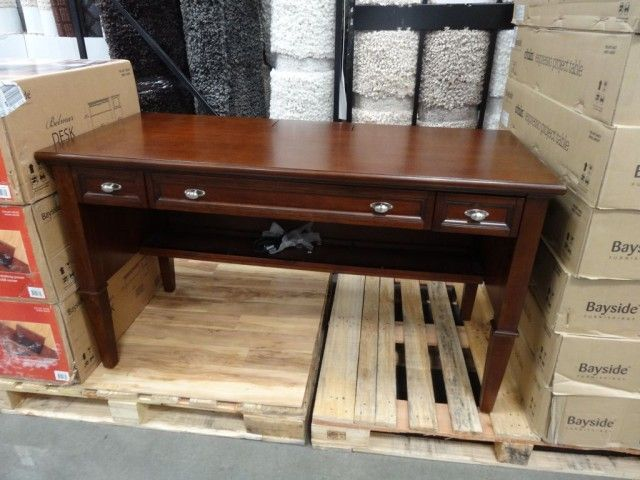 Bayside Furnishings Belmar Writing Desk