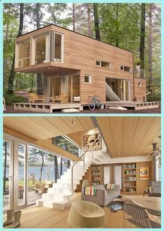 Container Home I Built My Own Tiny House Google Search