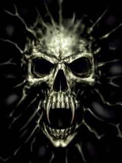 wicked skull pictures evil skull wallpapers to your cell phone