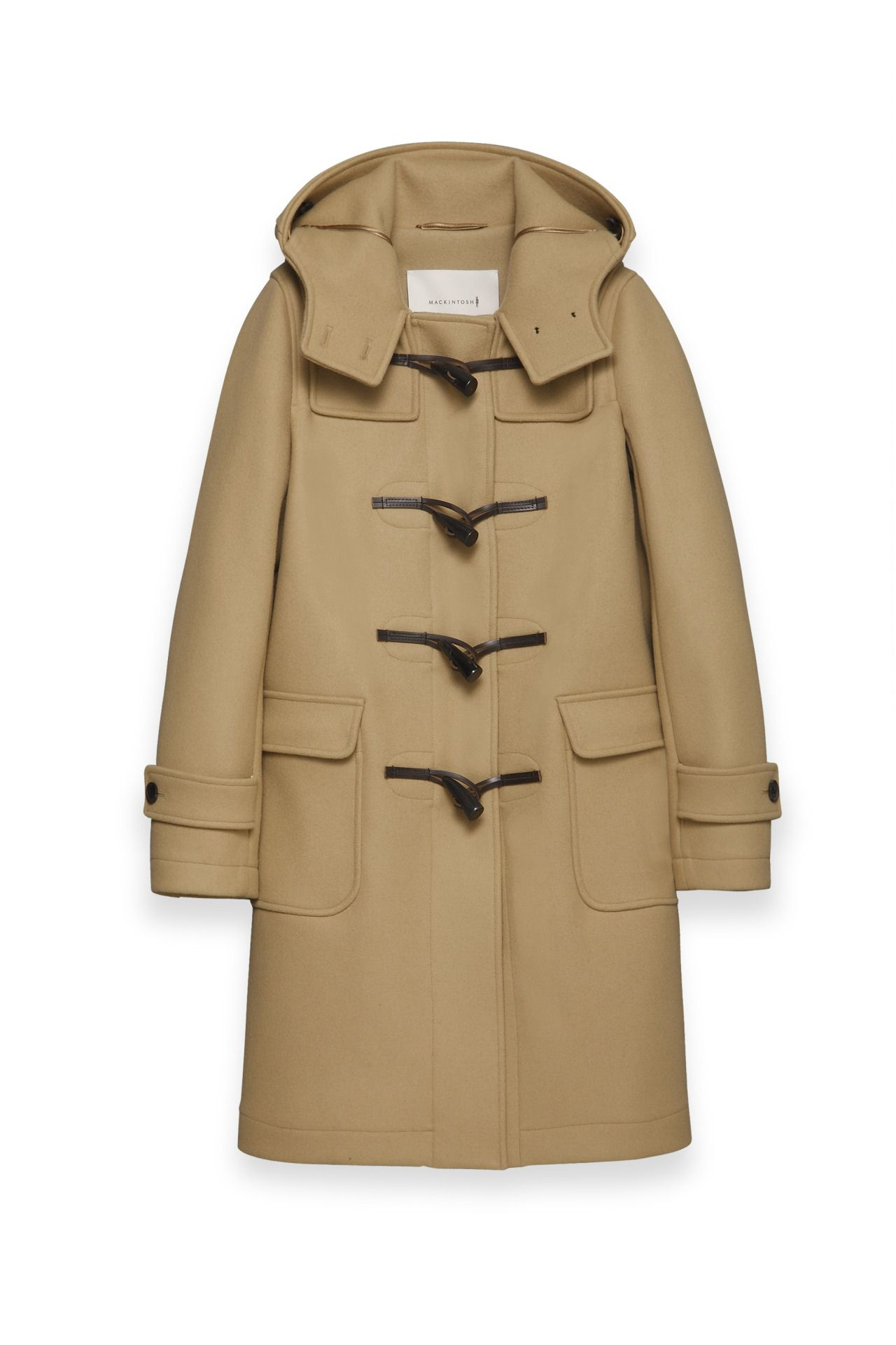 Mackintosh Wool Duffle Coat | Covetable Clothing | Pinterest ...