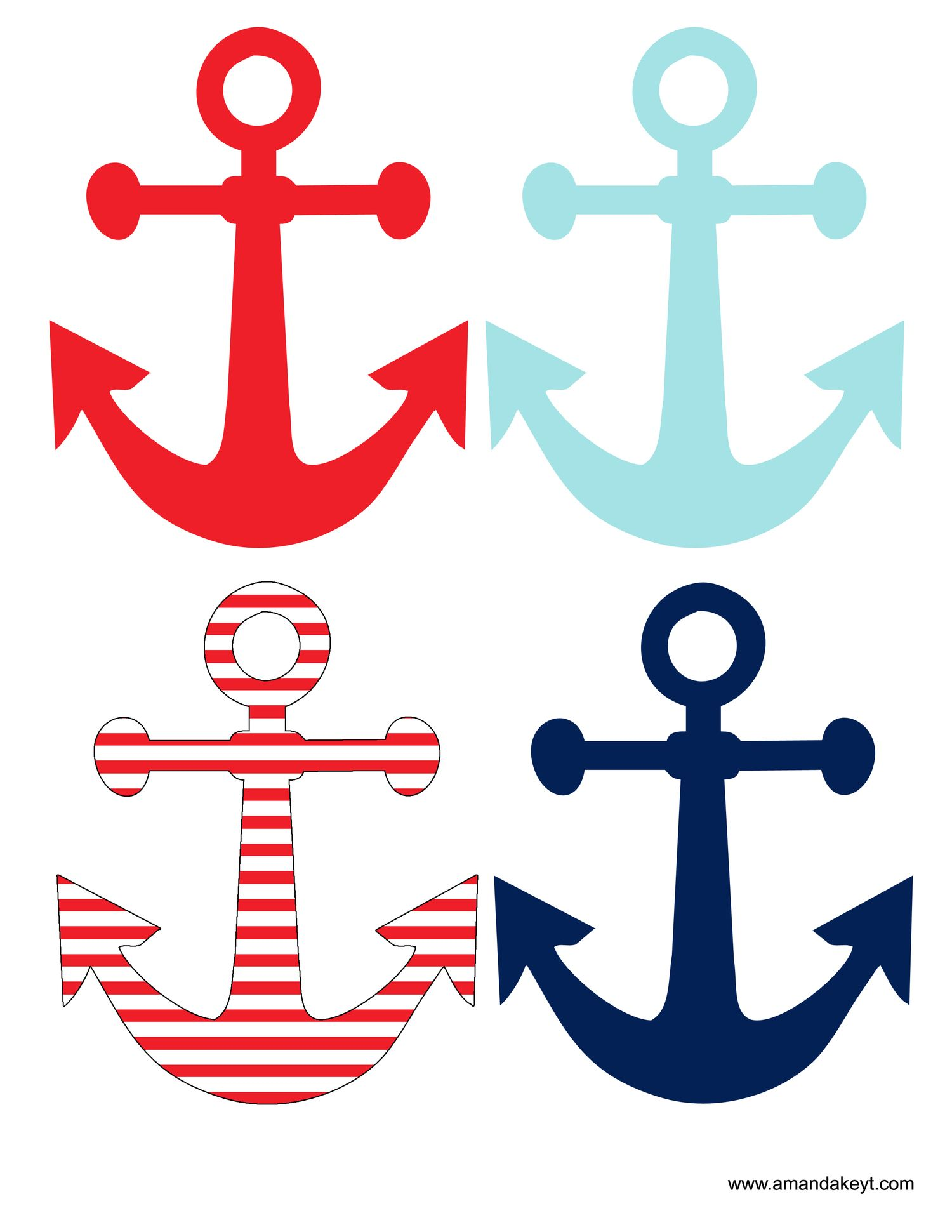 This is a graphic of Crafty Nautical Baby Shower Printables