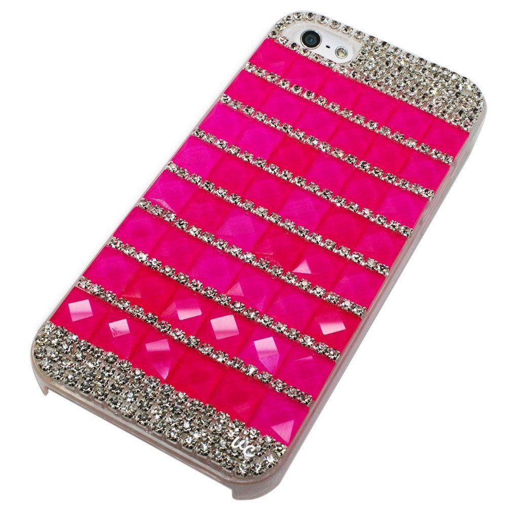 iphone x pink phone case