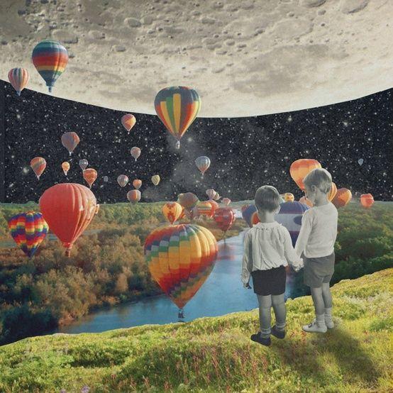 Masahiro Sato {AKA Q-TA} Pretty Balloons