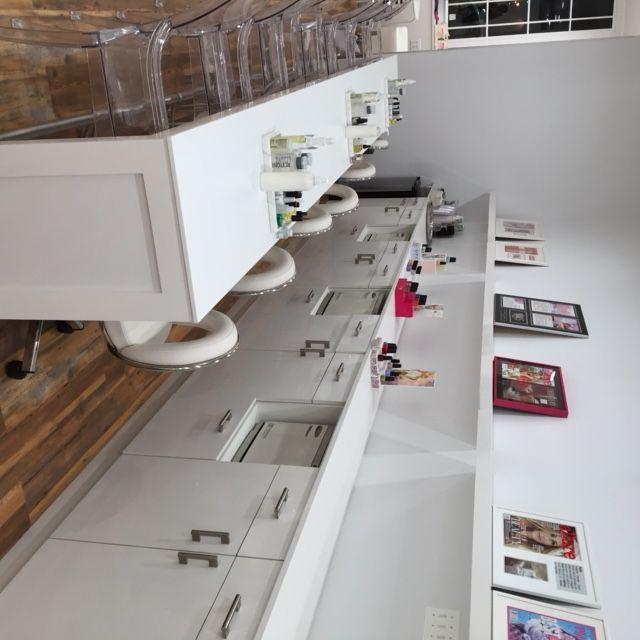 USA Gallery of Salon & Spa Design | Nail salon, spa, Spa ...