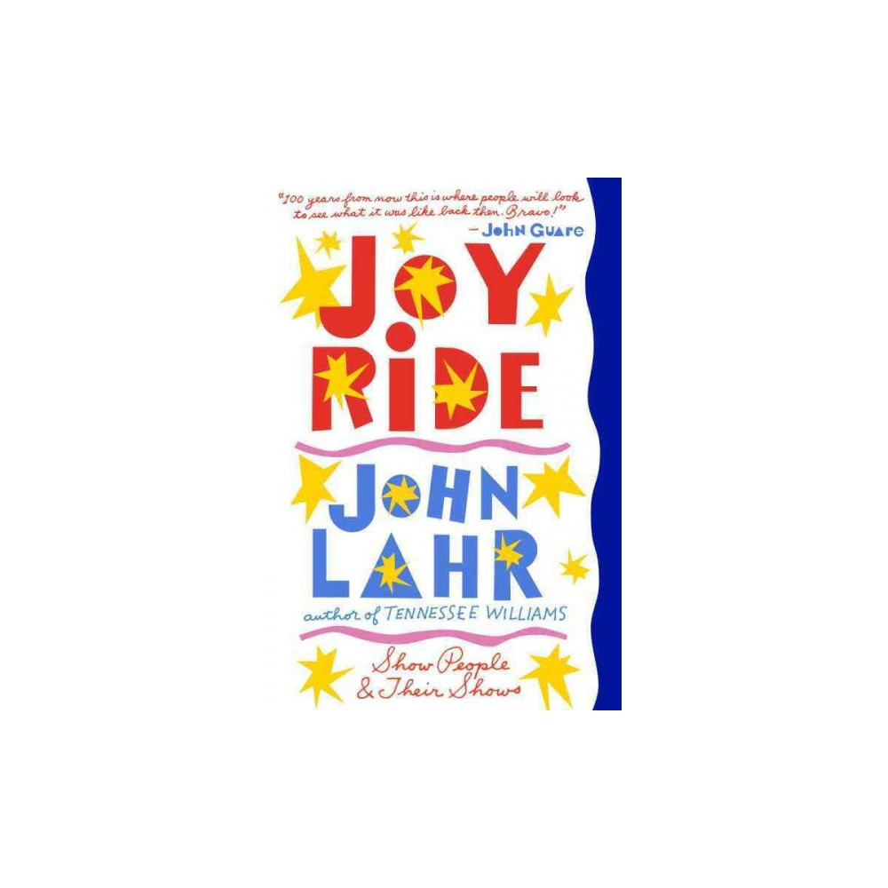 Joy ride show people and their shows reprint