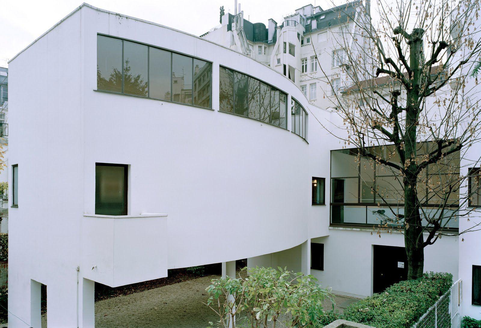 Maison La Roche Corbusier Paris maison la roche, designedle corbusier, and houses the le