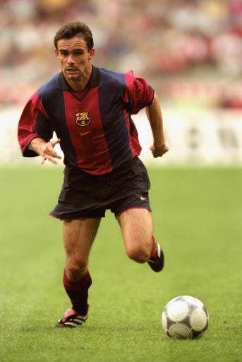 Marc Overmars 2000-2004