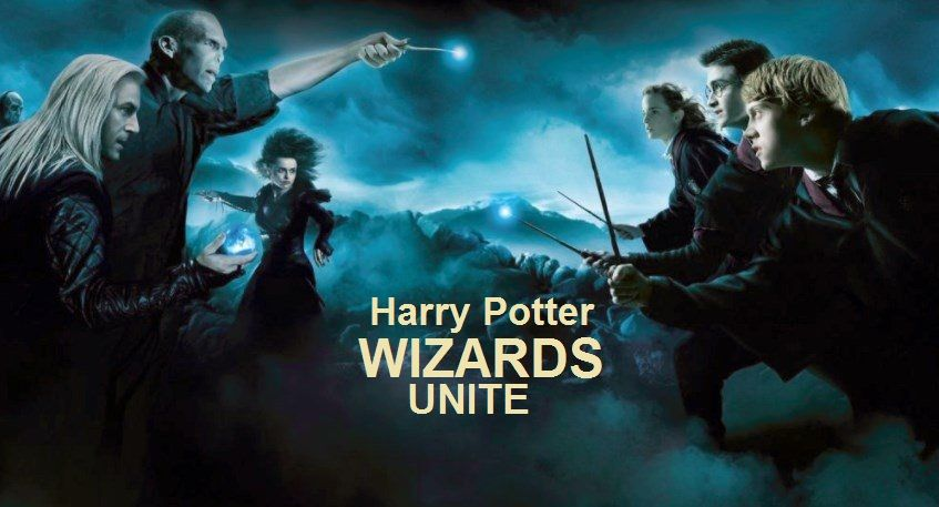 Harry Potter To Come To Life With Wizards Unite Mobile Game Topapps4u Harry Potter Wizard Harry Potter Harry Potter Games