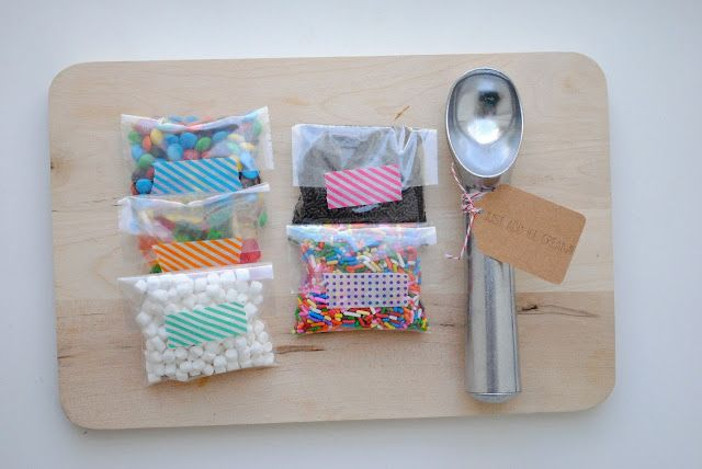 A Pretty Cool Life.: End Of The Year Teacher Gifts: DIY Ice Cream
