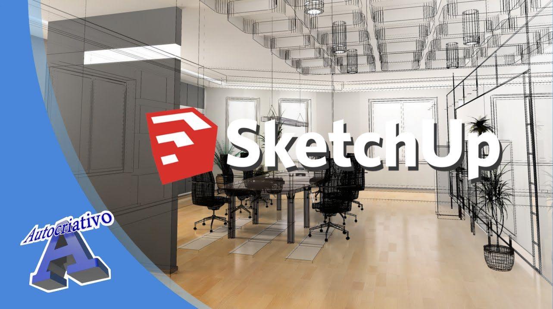 Apresentação do Curso de SketchUp Módulo Intermediário - Autocriativo
