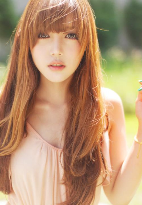 Natural pic redhead