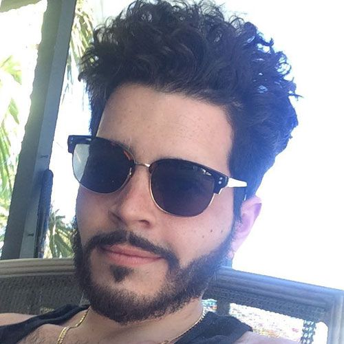 15 Best Jewfro Hairstyles For Men 2021 Guide Mens Hairstyles Curly Hair Men Medium Curly Hair Styles