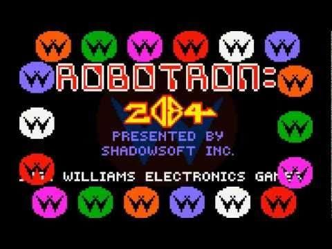 robotron 2084 arcade