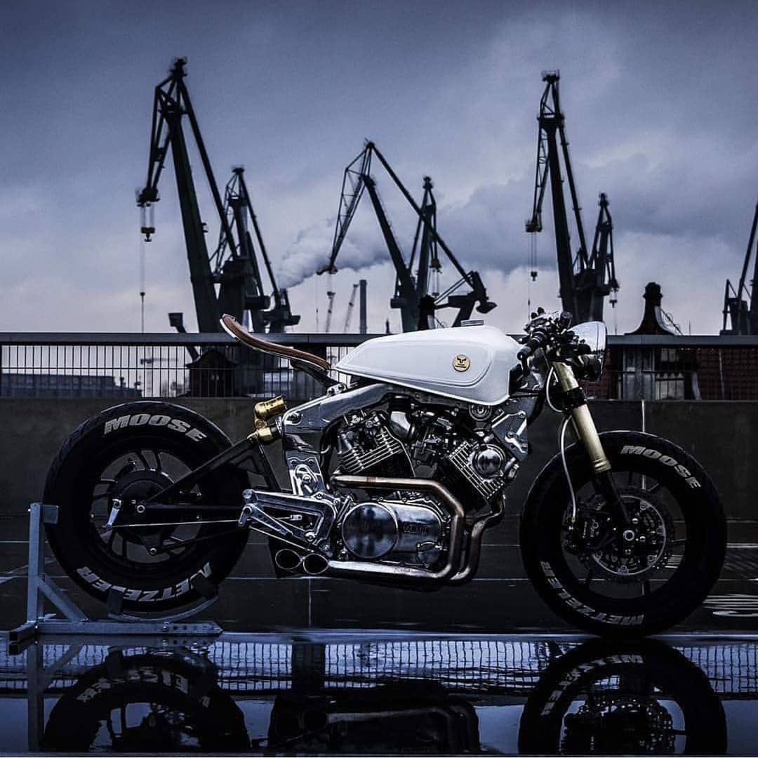 "Best Cafe Racer Motorcycles 👑 on Instagram: ""@moose_motodesign's"