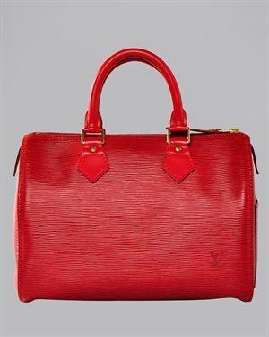 Louis Vuitton  Epi Speedy 25 Handbag - Made in France