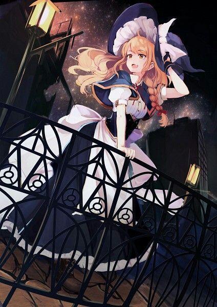 window おしゃれまとめの人気アイデア pinterest f a 魔理沙 イラスト アニメキャラクター 東方 かわいい