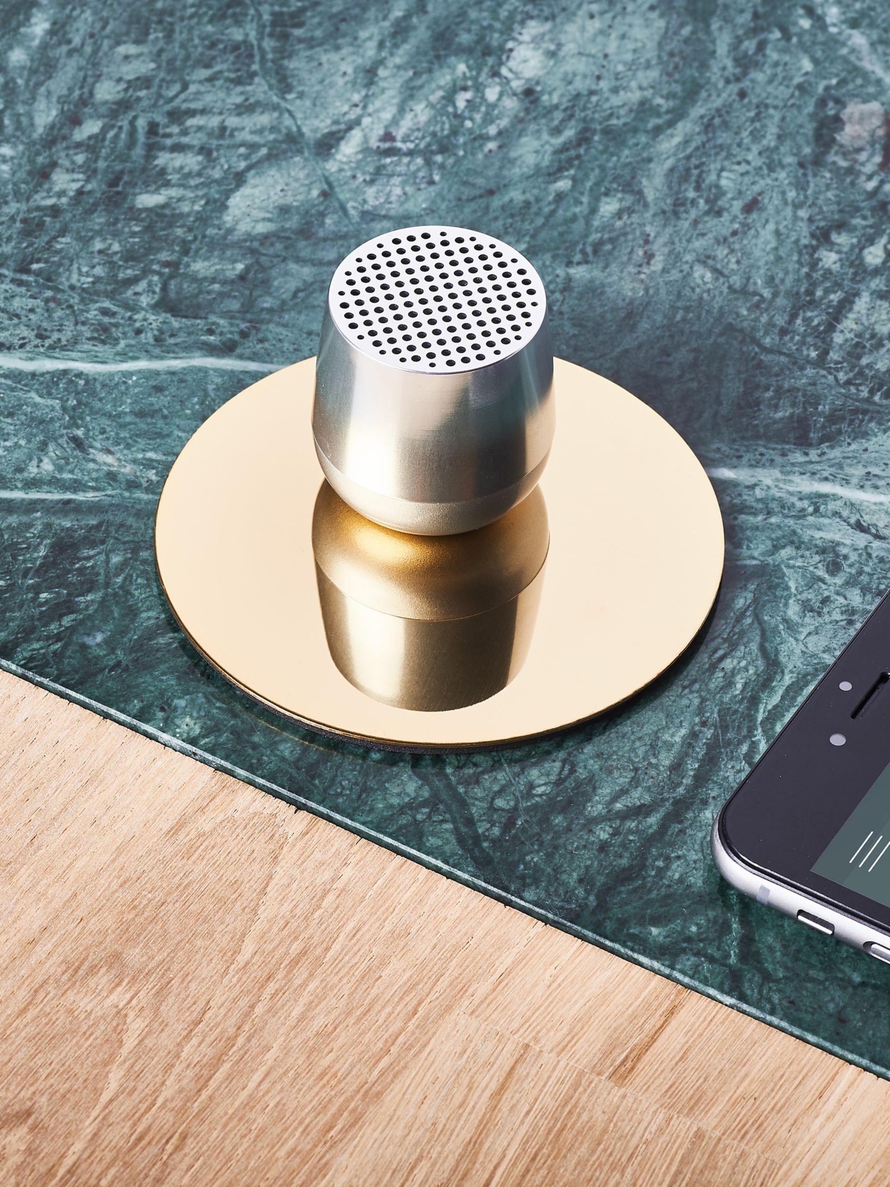 mini bluetooth speaker lexon