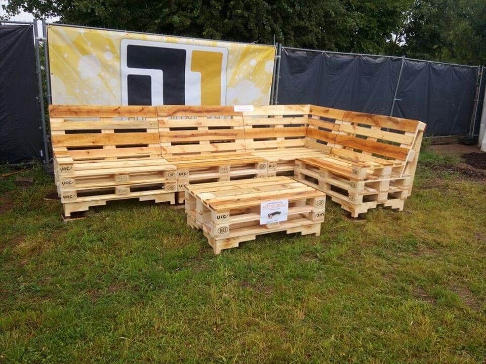 20 Pallet Ideas You Can DIY