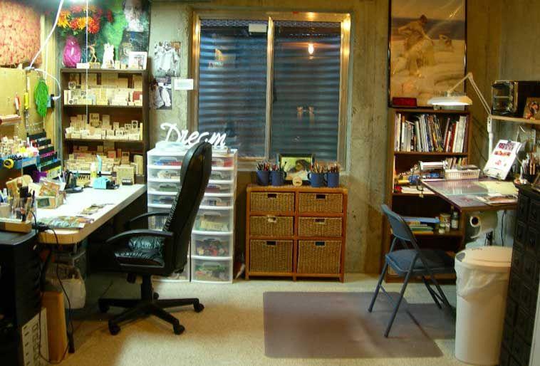 Studio Snapshot Tejae Floyde Art Studio At Home Small Art