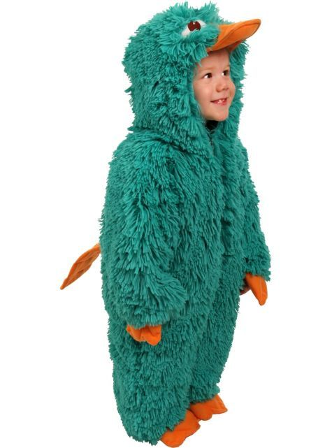perry the platypus costume holiday halloween