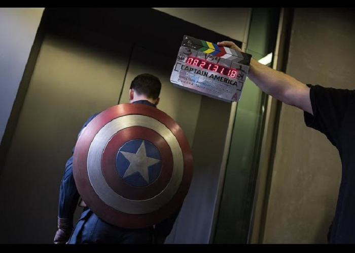 "See The Visual Effects Of ""Captain America: The Winter Soldier"" #Film"
