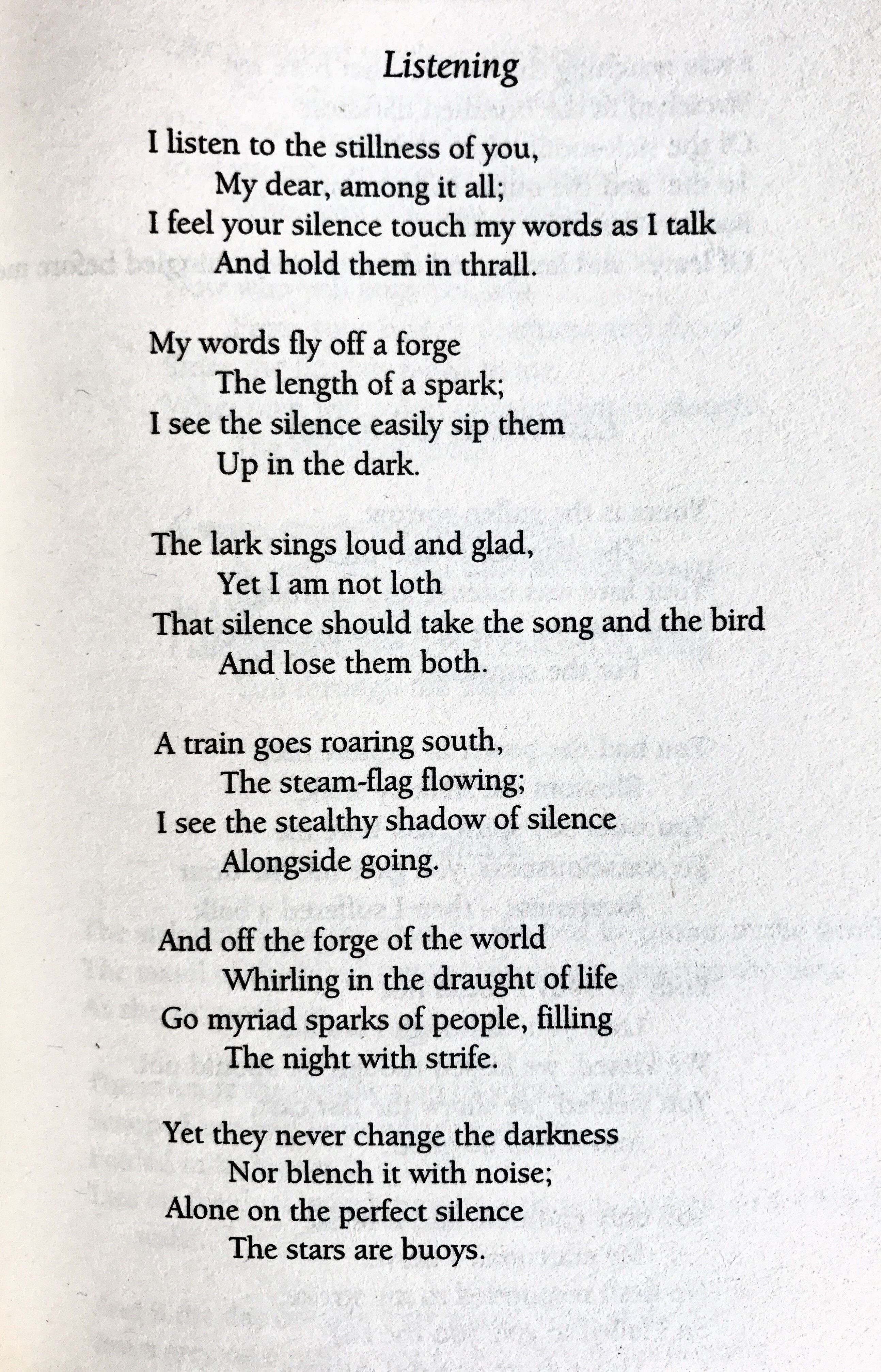 essay on piano poem by dh lawrence Piano by david herbert lawrence softly in the dusk a woman is singing to me taking me back down the vista of years till i see a child sitting under the piano in the.