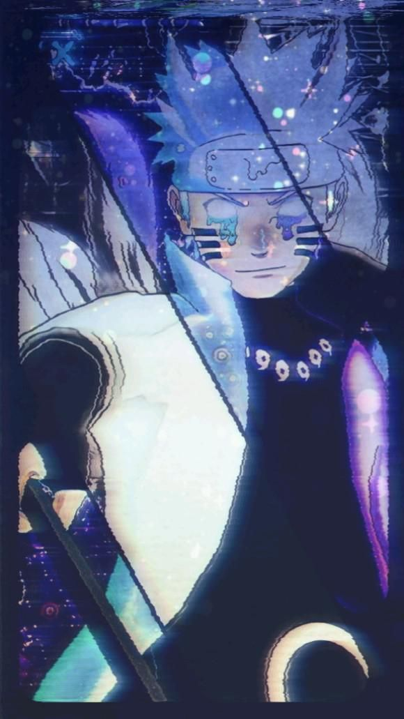 Naruto Paint ([fan-made]Naruto)   black and white   full image 4K