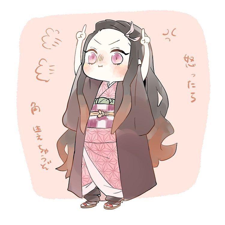 イラスト 禰 豆子