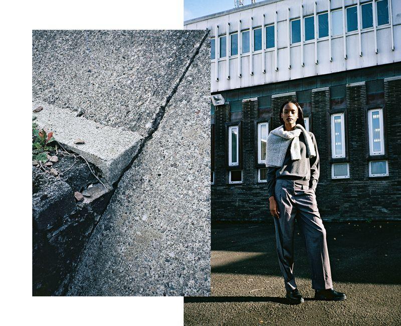 Fade to Grey - The Ones 2 Watch - Igor Termenón - Fashion and Portrait photographer in Scotland - Edinburgh, Glasgow